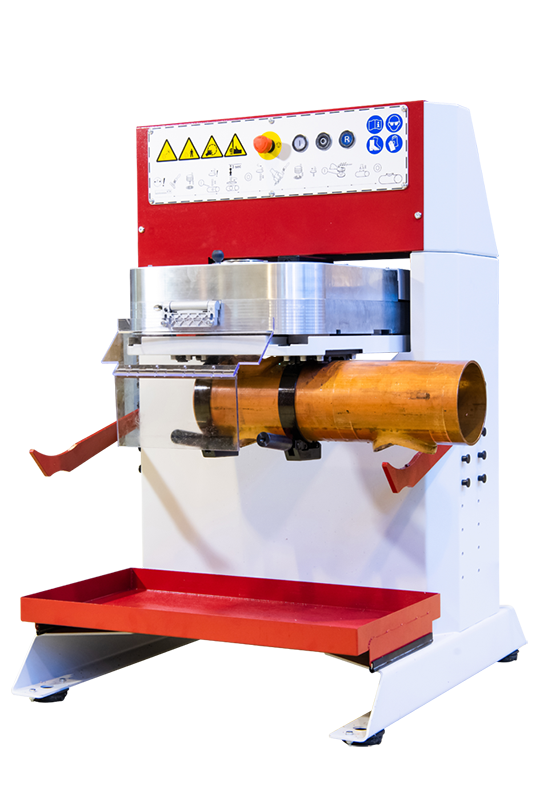T-DRILL T-115 Cu Transportable Collaring Machine for Copper Pipes