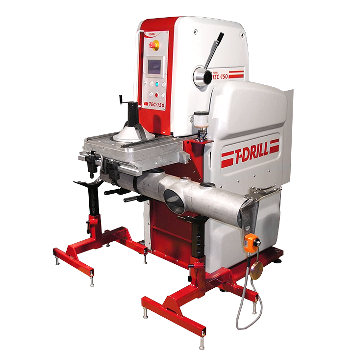 T-DRILL TEC-150 Collaring Machine