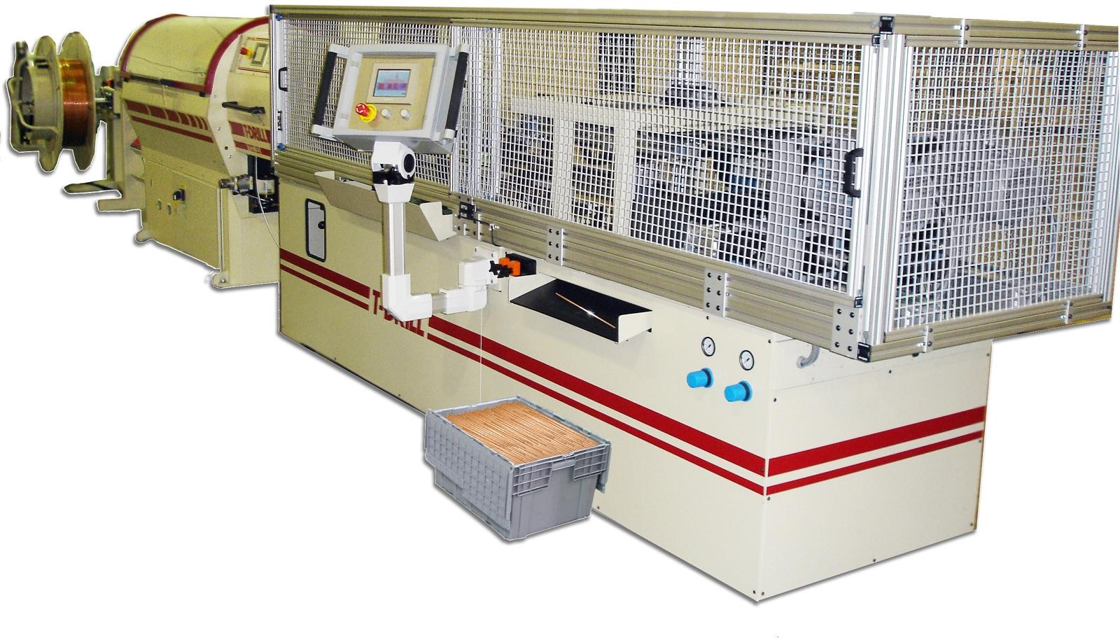 TCC-25 TPS Tube Processing System