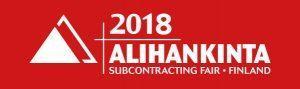 Alihankinta Subcontracting Trade Fair 2018